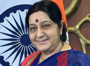 Sushma-Swaraj News 4 social