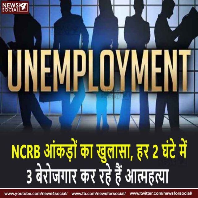 बेरोजगारी का आलम