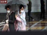 What is the effect of rain on Coronavirus