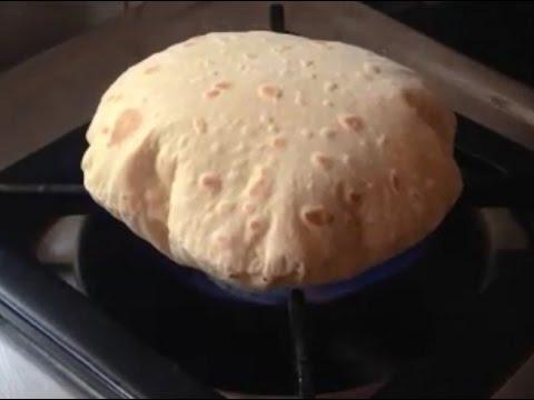 बाजरे की रोटी